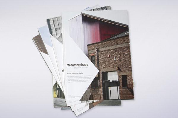 Als Redakteurin für die Metamorphose konnte ich mein Interesse für das Thema Bauen im Bestand vertiefen.