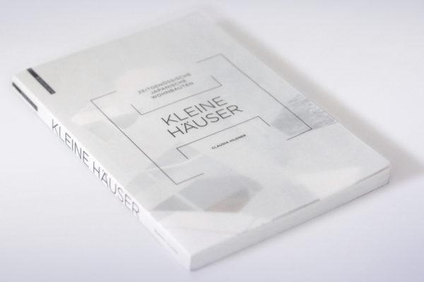 Buch über japanische Wohnhäuser, inzwischen vergriffen